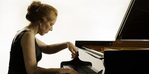 ESO Hereford Series 2019-20  Sarah Beth Briggs plays Mozart