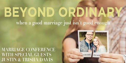 Beyond Ordinary Marriage Conference