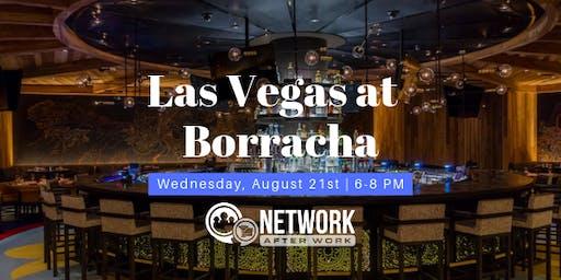 Network After Work Las Vegas at Borracha