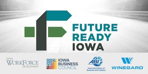 Future Ready Iowa Employer Summit - Burlington