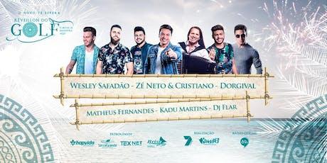 Reveillon no GolfVille 2020 - Porto Das Dunas ingressos
