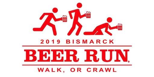 Bismarck Beer Run, Walk, Crawl