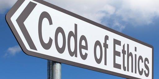 Code of Ethics - Sept 4
