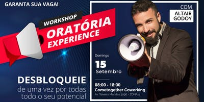 Workshop Oratória Experience
