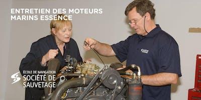 Entretien des moteurs marins Essence (20-17)
