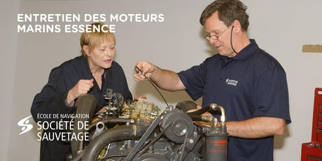 Entretien des moteurs marins Essence (20-17) billets