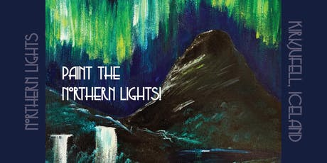 Painting Party - Northern Lights tickets