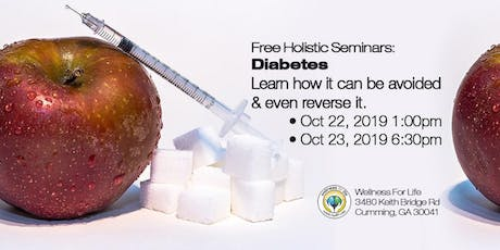 Diabetes - FREE Health Seminar tickets