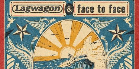 Lagwagon + Face To Face