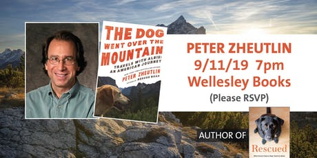 "Peter Zheutlin presents ""The Dog Went Over the Mountain"" tickets"