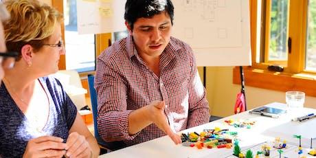 Ecuador: Certificación en el método LEGO® SERIOUS PLAY® para la facilitación en Equipos y Grupos tickets