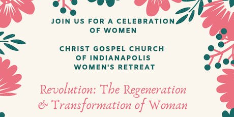 Revolution:  The Regeneration and Transformation of Woman  tickets