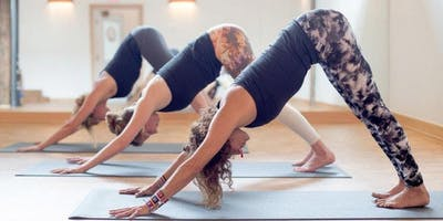 Candles & Yoga with Modo Yoga