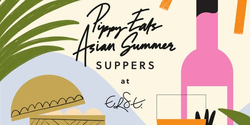 Pippy Eats Asian Summer Suppers
