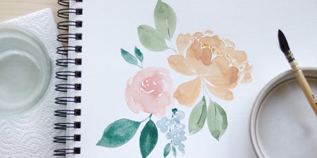 Watercolor Illustration Workshop Tickets