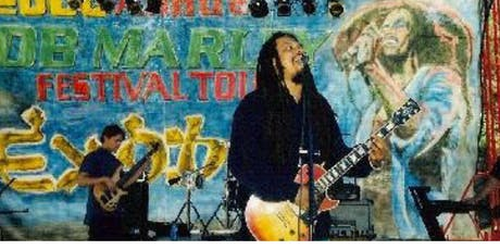 The Ultimate Bob Marley Tribute tickets