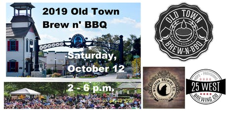 Old Town Brew n' BBQ Beer Festival tickets