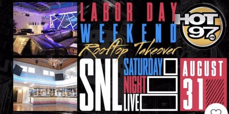 LABOUR DAY SATURDAY  tickets