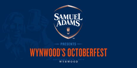 Wynwood's Octoberfest Presented by Samuel Adams 10th Annual tickets