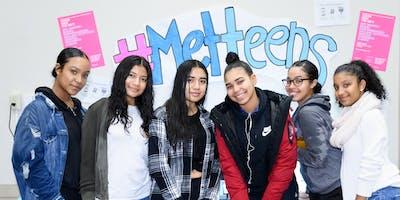 Teens Take The Met! – Fri, Nov 8, 2019
