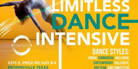 Limitless Dance Intensive tickets
