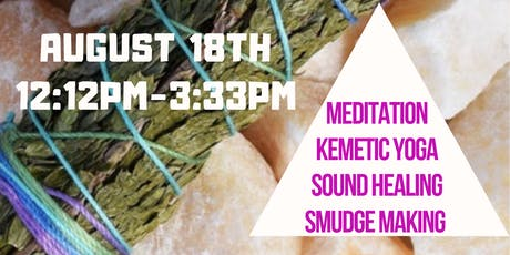 Kemetic Yoga Salon at Queen Hippie Gypsy tickets