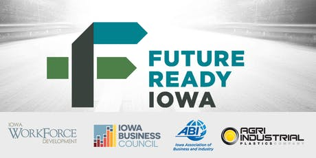 Future Ready Iowa Employer Summit - Fairfield tickets