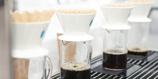 Blue Bottle Coffee Lab: Dripper Brew Class — Via Lido