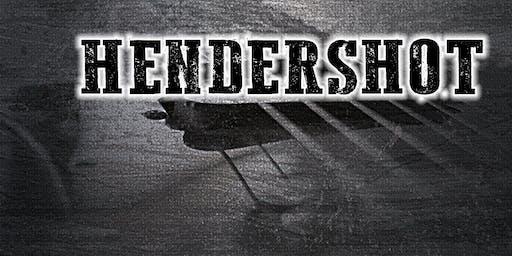 Hendershot LIVE at The Wild Game!