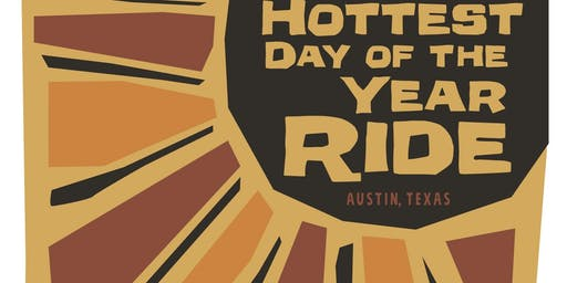 10th Annual Hottest Day of the Year Ride