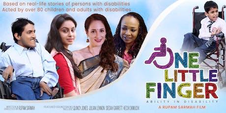 ONE LITTLE FINGER - San Diego Premiere (Red Carpet event) tickets