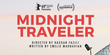 The Midnight Traveler Showing tickets