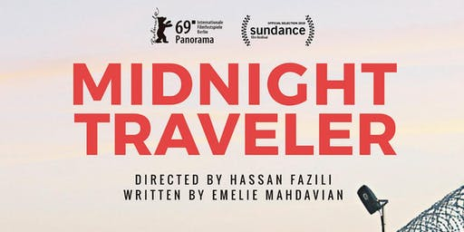 The Midnight Traveler Showing