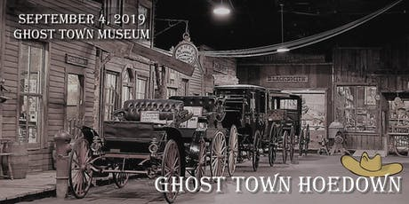 Ghost Town Hoedown tickets