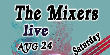 The Mixers LIVE at The Wild Game! VIP Table tickets