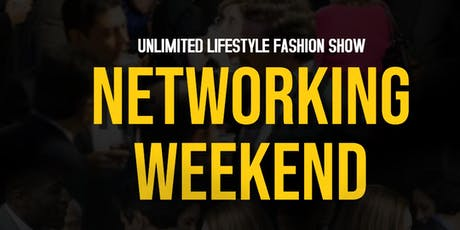 ULFS NETWORKING WEEKEND tickets