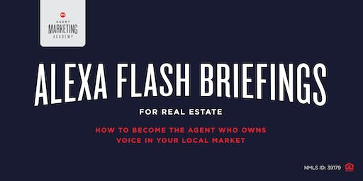 Getting Started with Alexa Flash Briefings