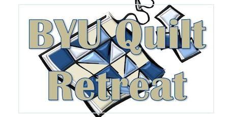 Houston 2019 Quilt Retreat tickets
