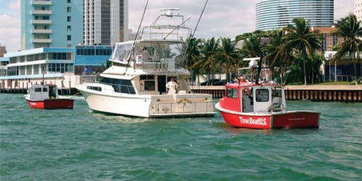 West Marine Tarpon Springs Presents Boat US Towing Event!