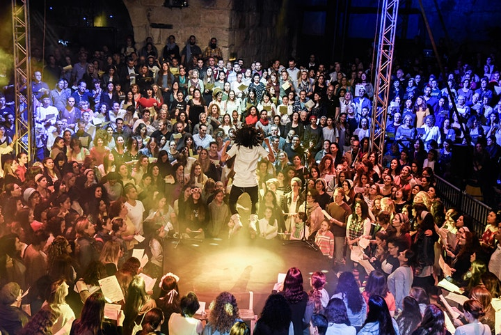 Imagem do evento Koolulam, Uma Única Voz - São Paulo
