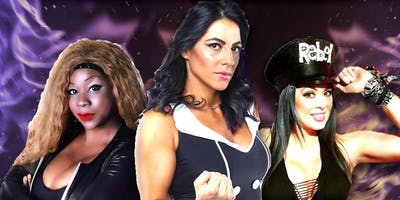 Angel Gate - LIVE Women's Pro Wrestling