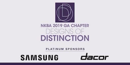 NKBA GA Chapter's - Designs of Distinction Awards
