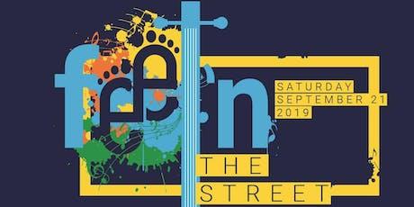 Feet 'n The Street tickets