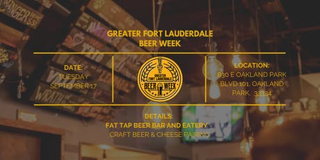 Craft Beer and Cheese Paring tickets