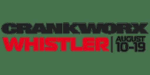 Crankworx Whistler 2019 - WAITLIST
