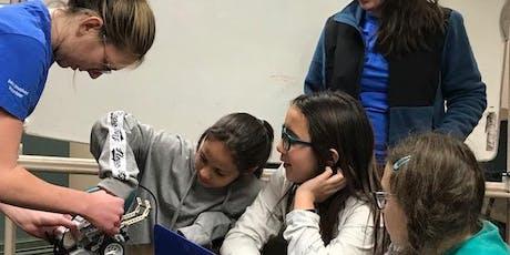 Junior Robotics Workshop- Badges 1, 2, 3 (October 26, 2019)  tickets