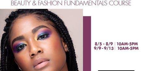 MAKE UP FOR EVER Beauty & Fashion FUNDAMENTALS Intensive tickets