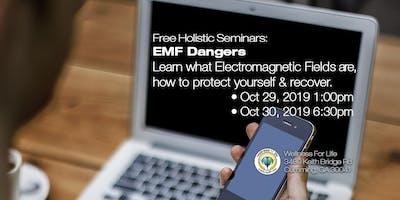 EMFs - FREE Health Seminar