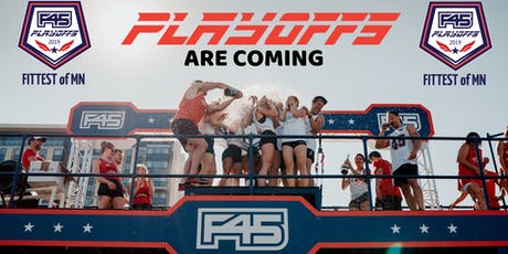F45 Playoffs - Fittest of Minnesota Competition  tickets