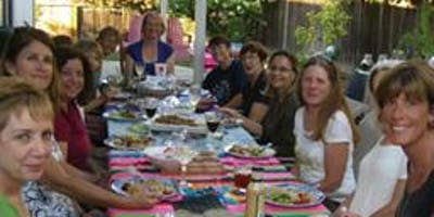 Dining for Women Info Meeting in Pleasanton, CA